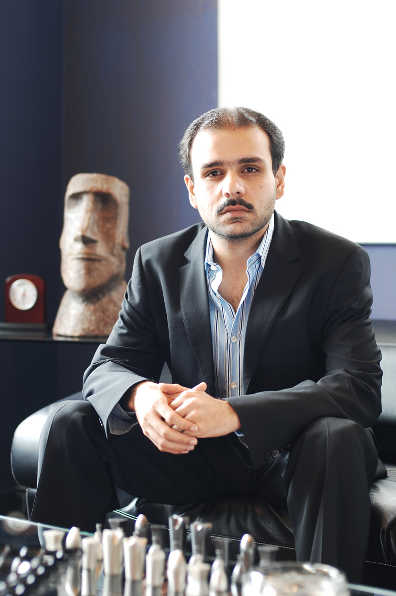 Ali Riaz