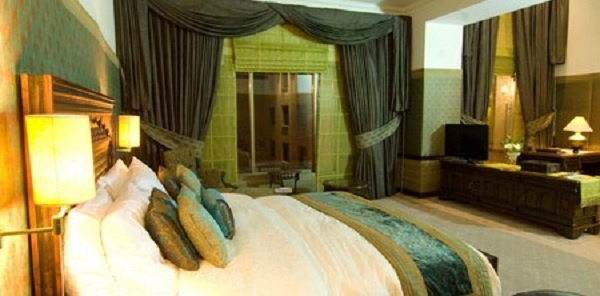 The Presidential Suite Serena