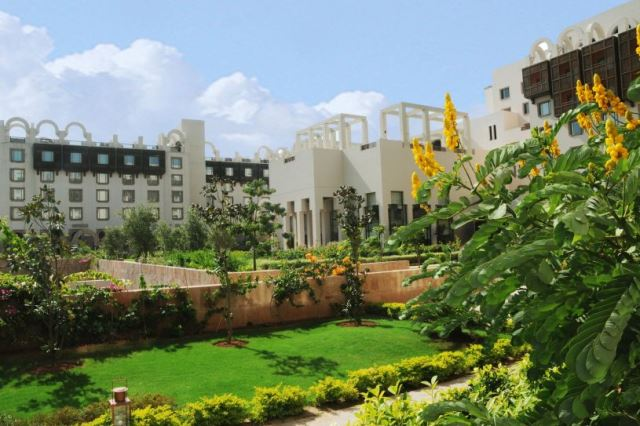 Serena Hotel's park : A Step Towards Environmental Friendly Practices