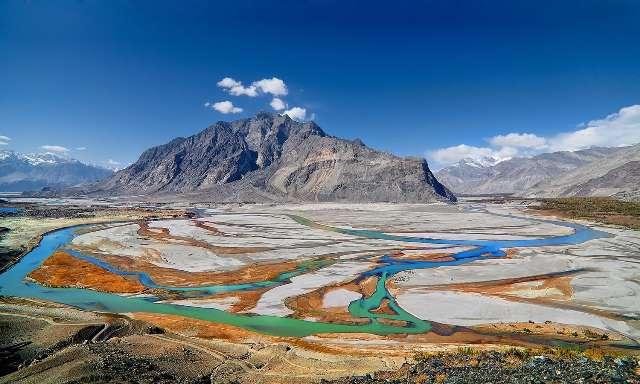 Honeymoon destinations in Pakistan: Shigar Valley