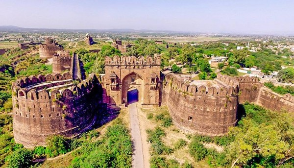Rohtas Fort Travel Guide