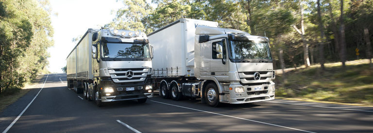 Mercedes-Benz Trucks to be Assembled in Pakistan