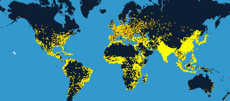 By 2050 World Population to Reach 9.7 Billion