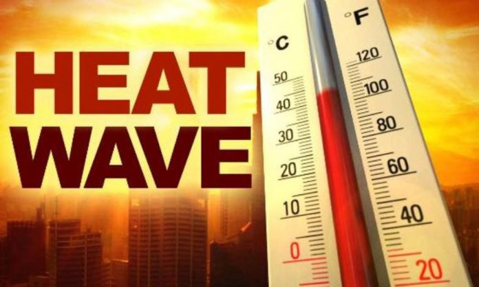High Spell of Heat Affecting Masses in Twin Cities