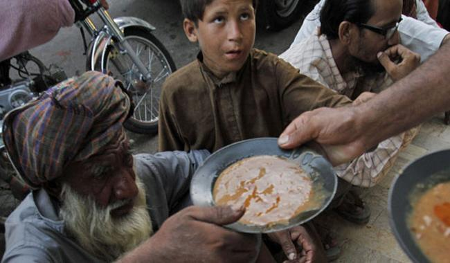 50% Families Cant Afford Two Meals a day in Pakistan