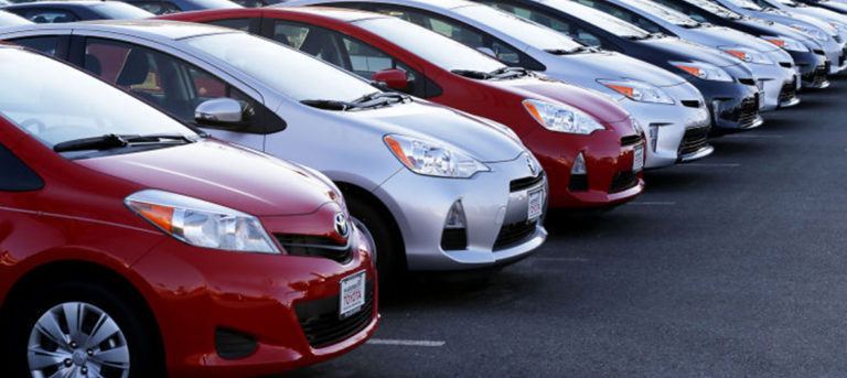 Car Registration Taxes are Not Increased