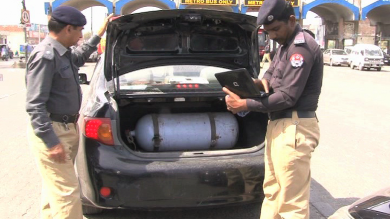 Anti-Vehicle Lifting App Launched By Punjab Police