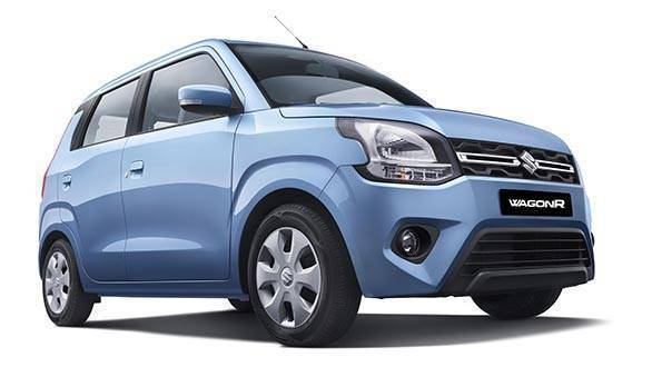 Automatic Wagon R to be Launched by Suzuki