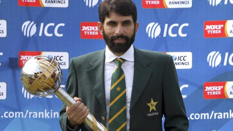 Misbah-ul-Haq Appointed as Head Coach of Pakistani Team