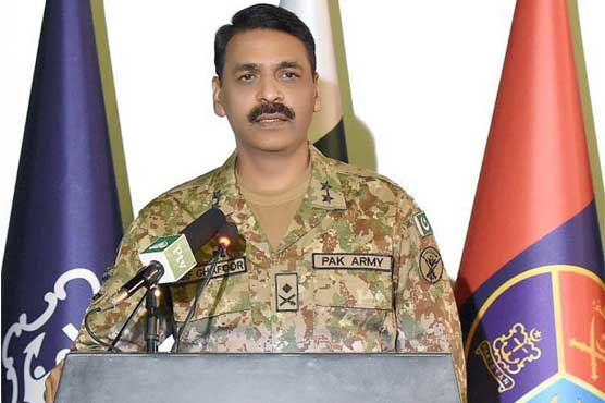 """DG ISPR Claims """"No Voluntary Role in Conduct of Elections"""""""