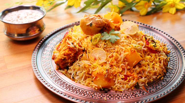 Biryani the Favorite Dish of Pakistani Survey Revealed