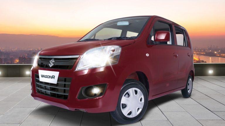 Pak Suzuki is Launching 1,000cc Wagon-R VXL Automatic