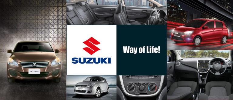 Suzuki Motors will Stop Operating on Mondays as Demands Dwindling