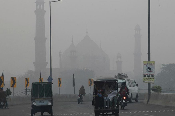 Lahore Among Most Polluted Cities in the World