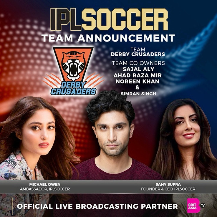 IPL Soccer Team Derby Crusaders Has New Pakistani Owners