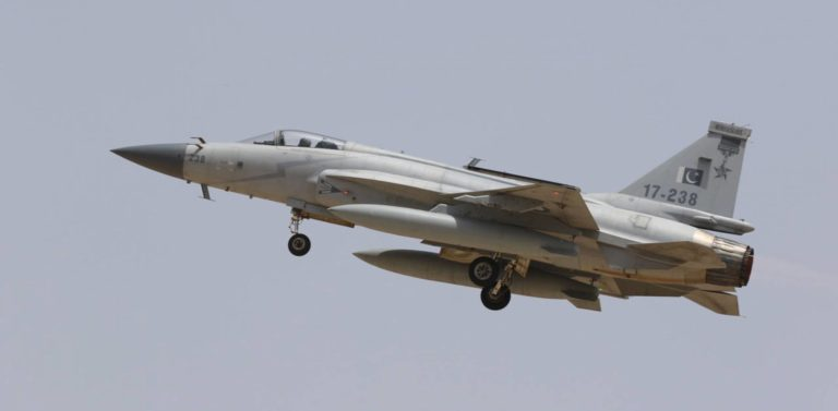 First Batch of JF-17 Thunder to be Received by Nigeria From Pakistan This Year