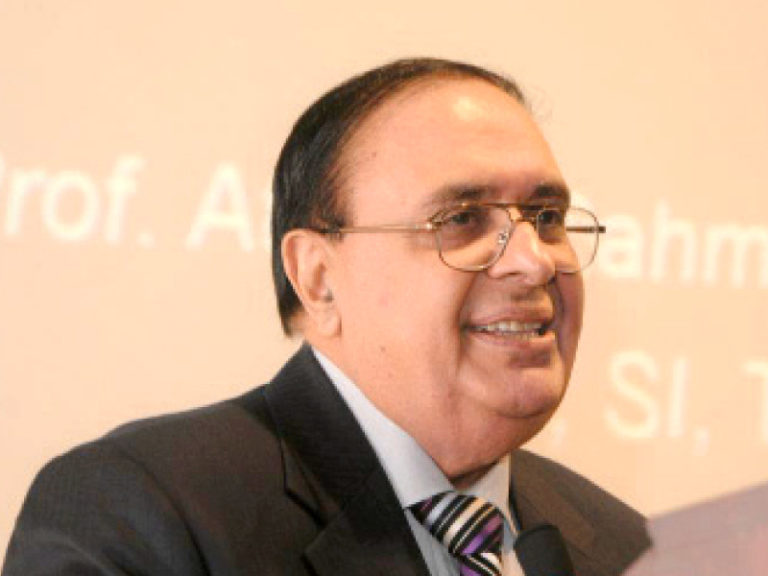 Dr. Atta ur Rehman Supports Claim That Coronavirus is a Bio weapon