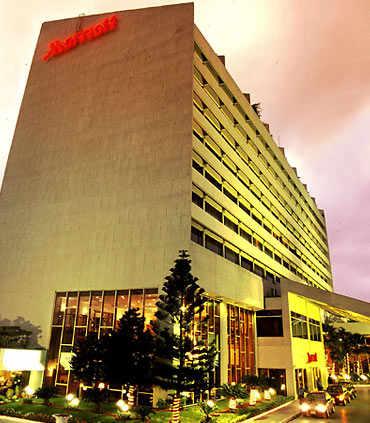 Marriott-Karachi