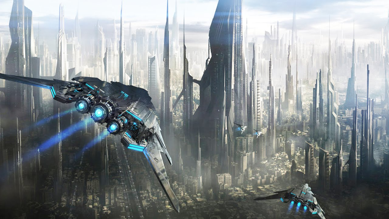 Future cities of the world