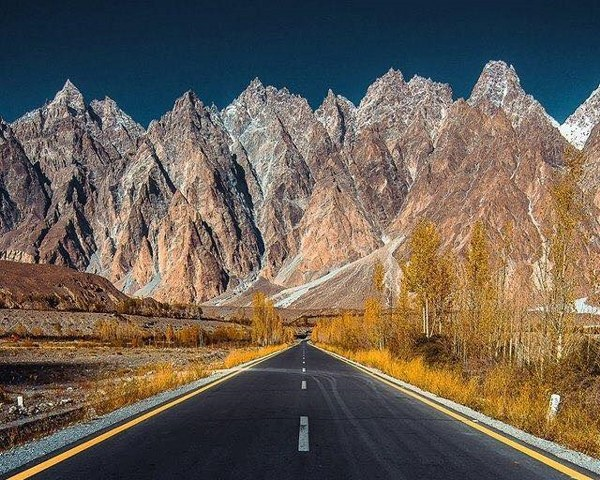 Pakistan Ranked No.1 Destination for Travelers