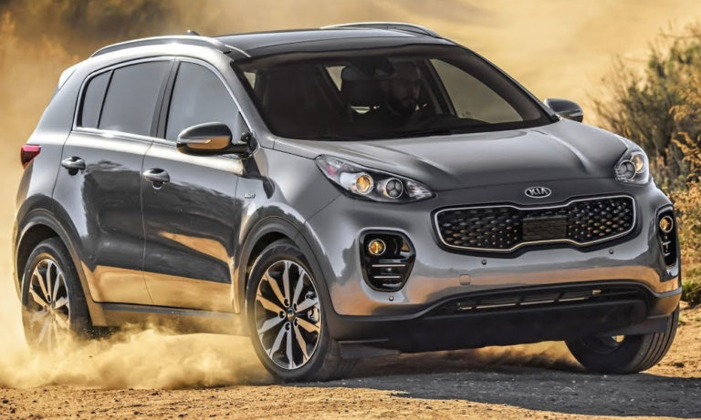 Kia Lucky Motors Launched SUV in Pakistan
