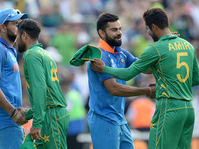 India Will Play Series Against Pakistan