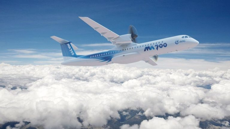 China to Sell MA700 Aircraft to Pakistan by 2022