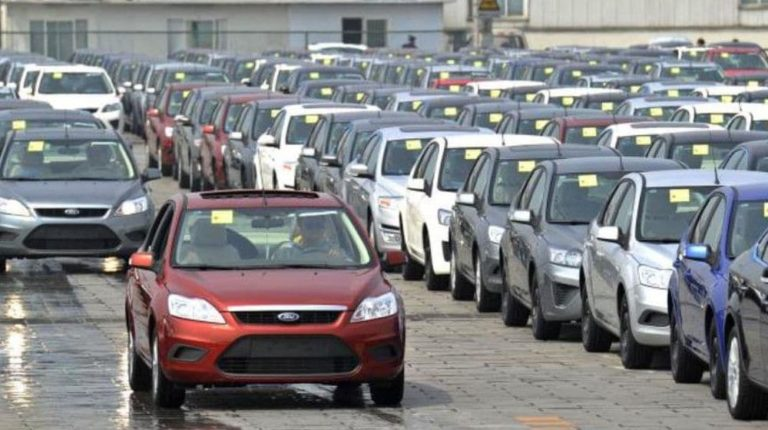 Not a Single Car Sold in Whole Month